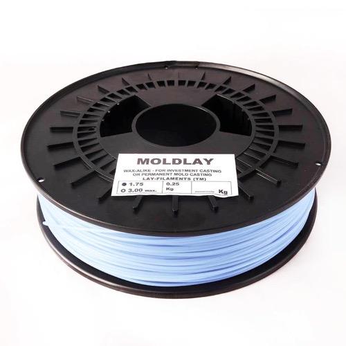 Filament_MoldLay_Wax_moule_cire_perdue